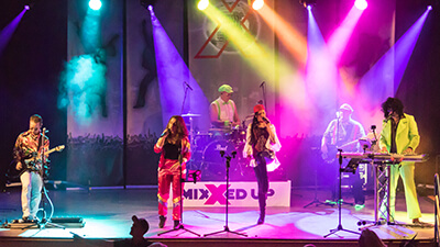 Hicóly photography - Eventshooting Coverband Mixxed Up Live Musik
