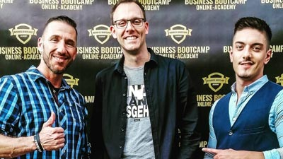 Hicóly videography - Mastermind Treffen Business Bootcamp Online Academy Calvin Hollywood