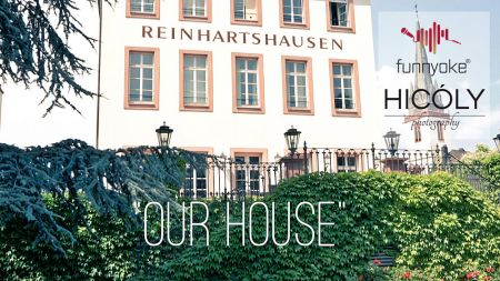 Teambuilding Lipdub Funnyoke Musikvideo Our house im Schloss Reinhartshausen  - Hicóly photography